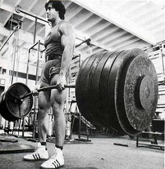 Weightlifting Go Heavy