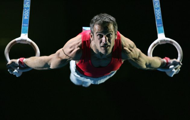 Olympic Gymnastic Rings Workout