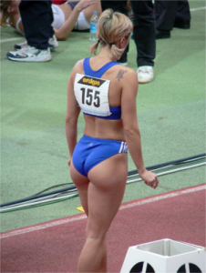 blog glutes runner